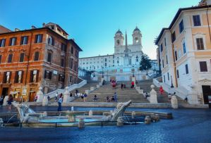 Popular Hostels in Rome, Italy