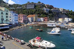 Quiet, Safe, and Affordable Hostels in Sorrento, Italy