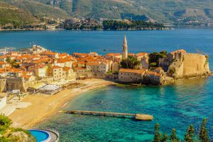 The Best Hostels in Budva, Montenegro