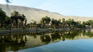 Best Hostels and Campgrouds in Huacachina for Backpackers and Solo Travellers