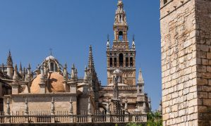 Seville Hostels Near the Cathedral