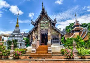 Quiet, Safe, and Affordable Hostels in Chiang Mai