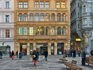 Vienna Hostels & Hotels Near the Opera House