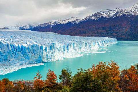 Moreno Glacier near El Calafate, Argentina