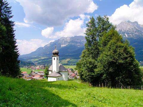 Ellmau, Kitzbuhel, Austria