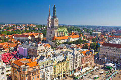 Zagreb Travel Cost Average Price Of A Vacation To Zagreb Food Meal Budget Daily Weekly Expenses Budgetyourtrip Com