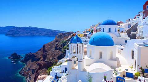 Santorini Travel Cost Average Price Of A Vacation To Santorini Food Meal Budget Daily Weekly Expenses Budgetyourtrip Com