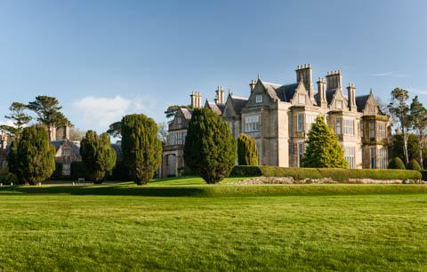 Muckross House, Killarney, Ireland