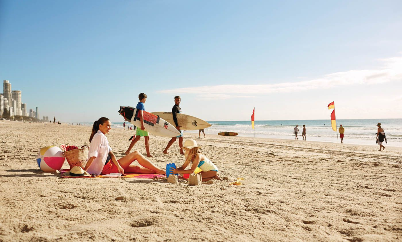Surfers Paradise Travel Cost - Average Price of a Vacation ...