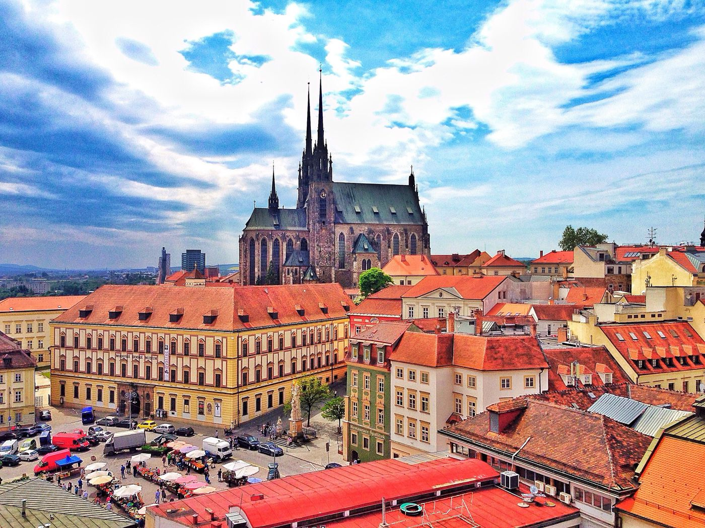 Brno Travel Costs Amp Prices Budgetyourtrip Com