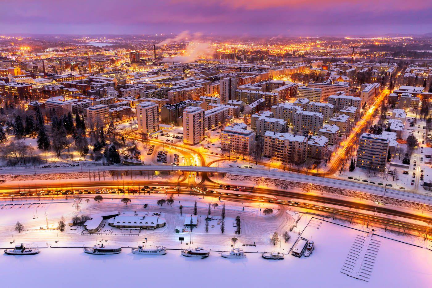 Helsinki Tampere