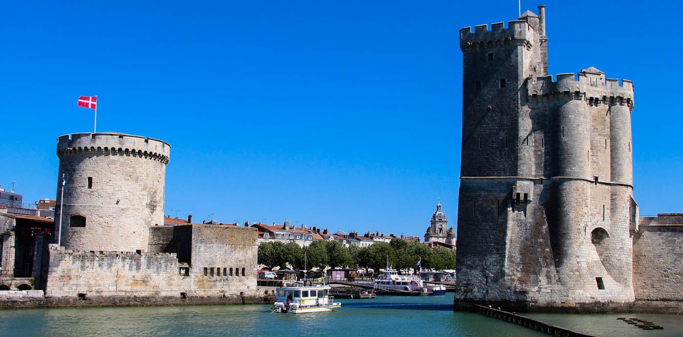 La Rochelle Travel Costs Amp Prices Vieux Port The Three