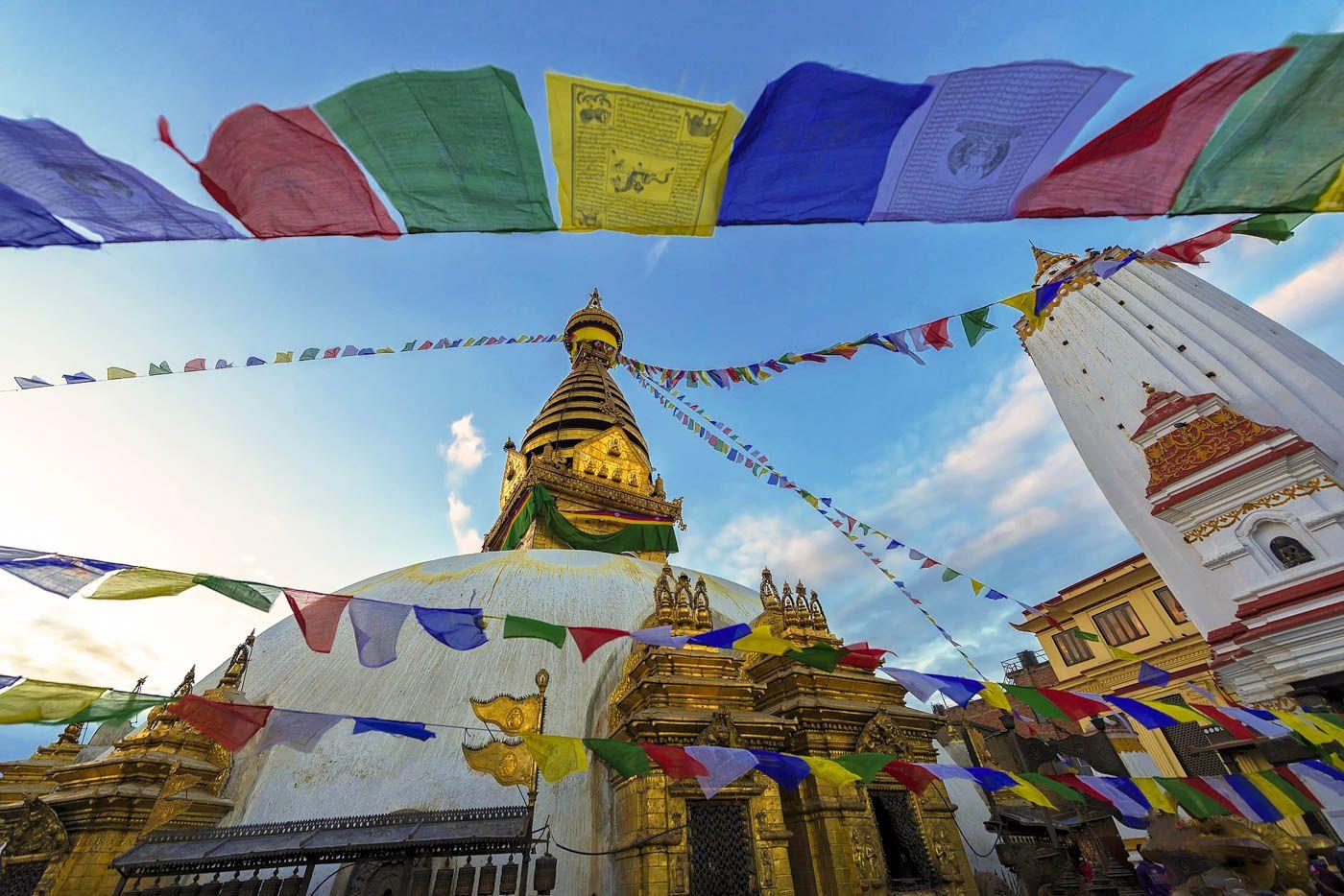 kathmandu travel cost