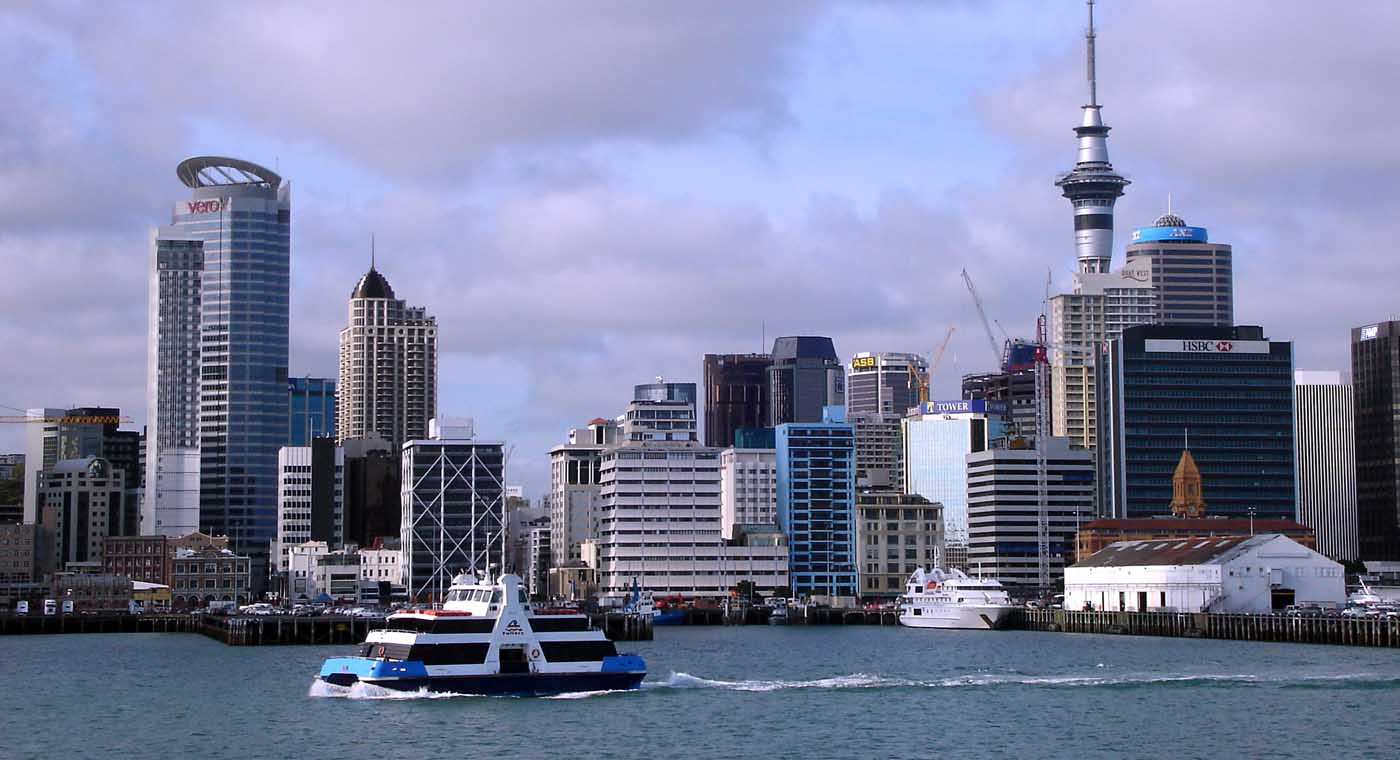 Auckland Travel Costs & Prices - The Sky Tower, The Sky Walk, and Viaduct Harbour