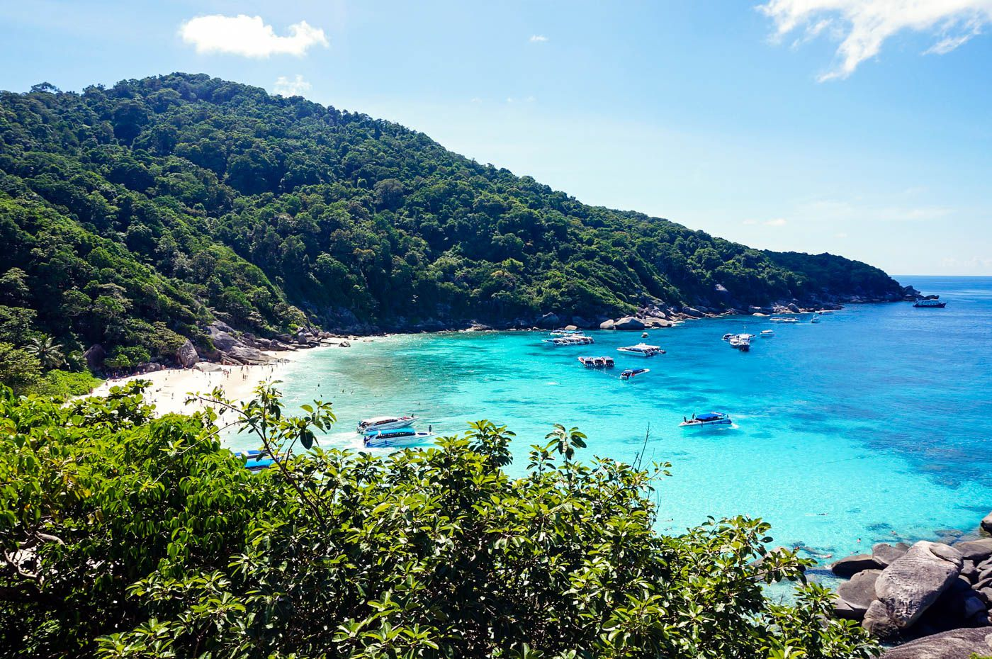 Thailand Travel Costs & Prices - Beach Resorts, Tropical
