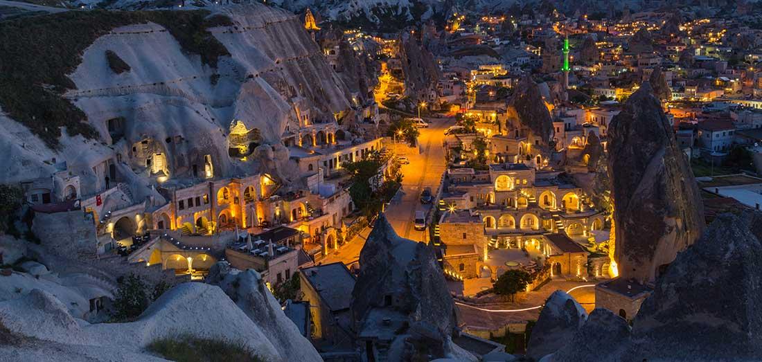 Cappadocia Travel Costs Amp Prices Underground Cities Hot