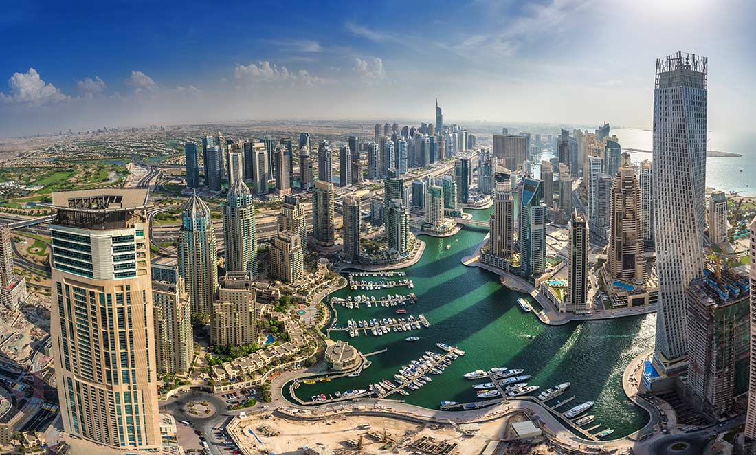 United Arab Emirates Travel Costs & Prices - UAE - Shopping Malls