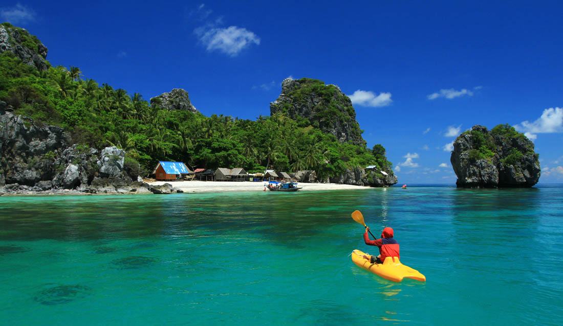 Chumphon Travel Costs & Prices - Pathio Coast, Royal Gold