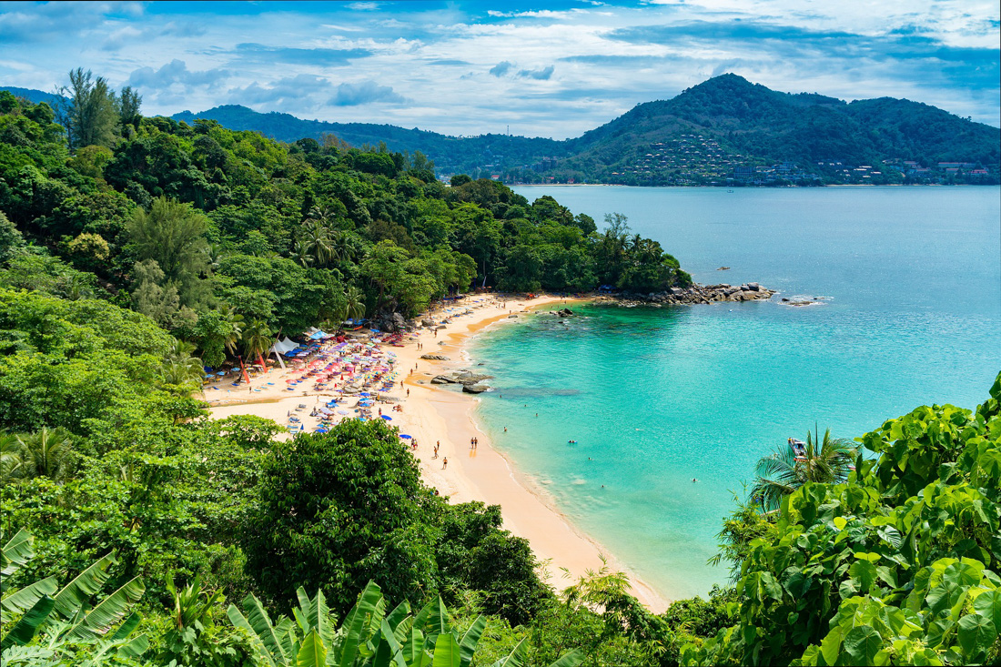 thailand phuketbeach How to Enjoy Your Time in Phuket, Thailand