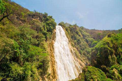 Chiflon Waterfalls