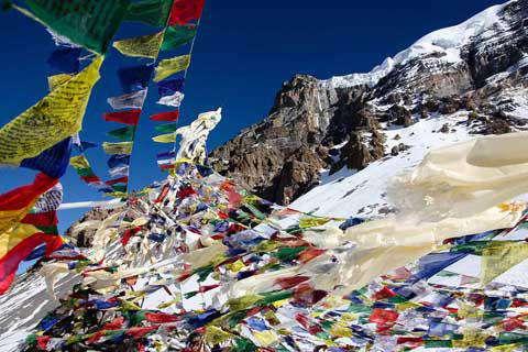 Thorong La Pass, Annapurna Circuit, Nepal