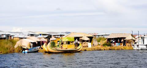 Lake Titicaca (Puno)
