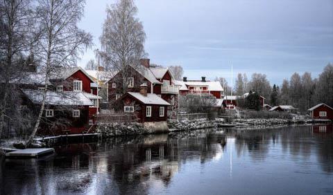 Sundborn, Sweden