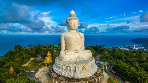 Phuket's Big Buddha Statue