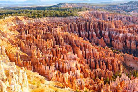 The Hoodoos of Bryce Canyon National Park