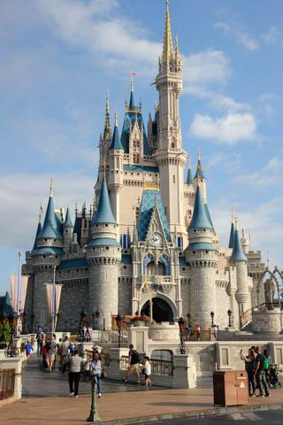 The Castle at Magic Kingdom, Disney World