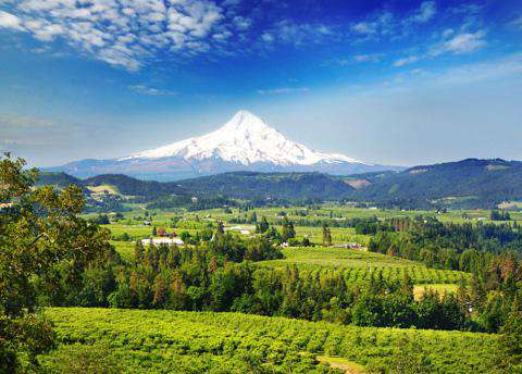 Hood River, Oregon