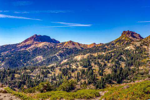Mt. Lassen Volcanic National Park